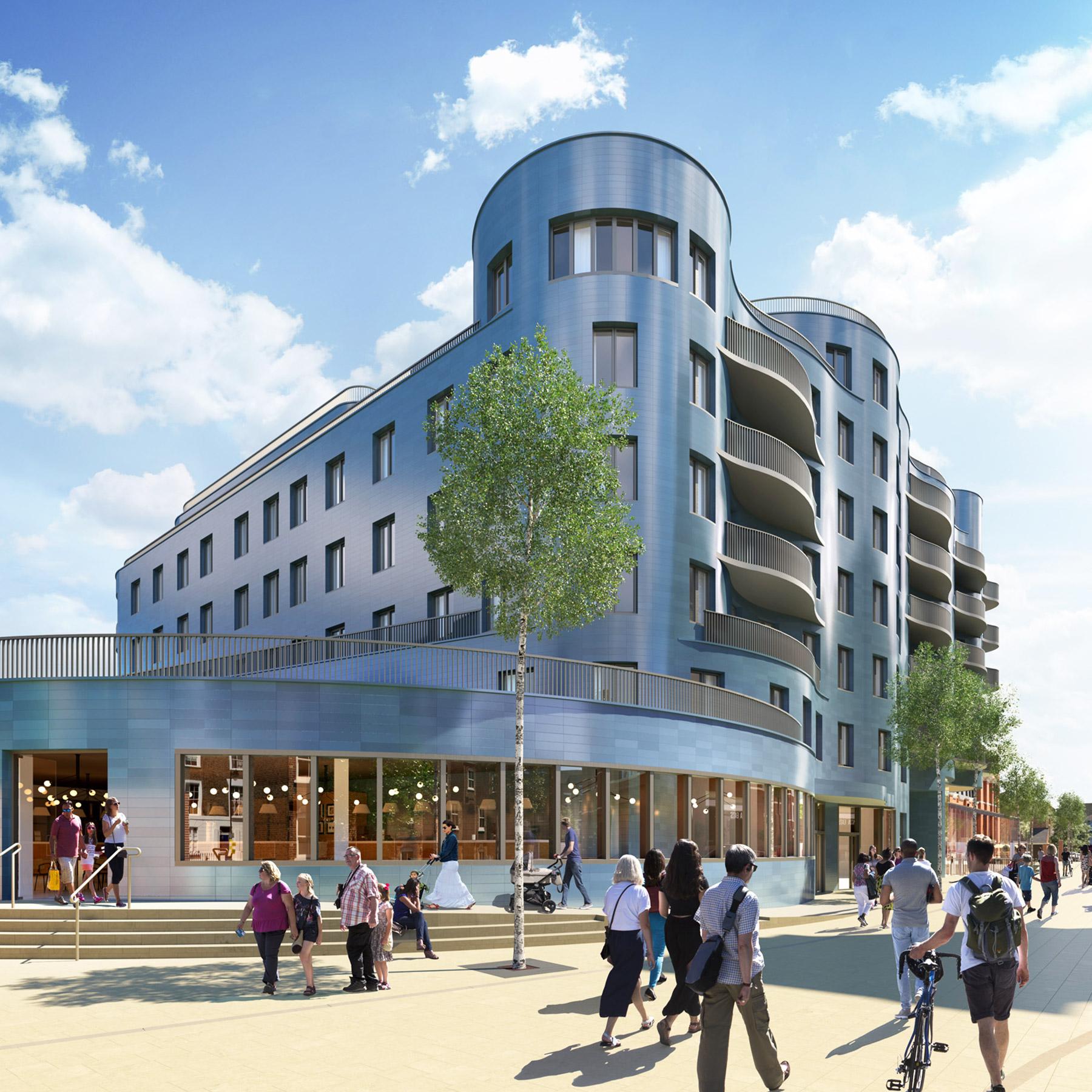 Cheap Apartments Near Journal Square: Almeida, Islington Square