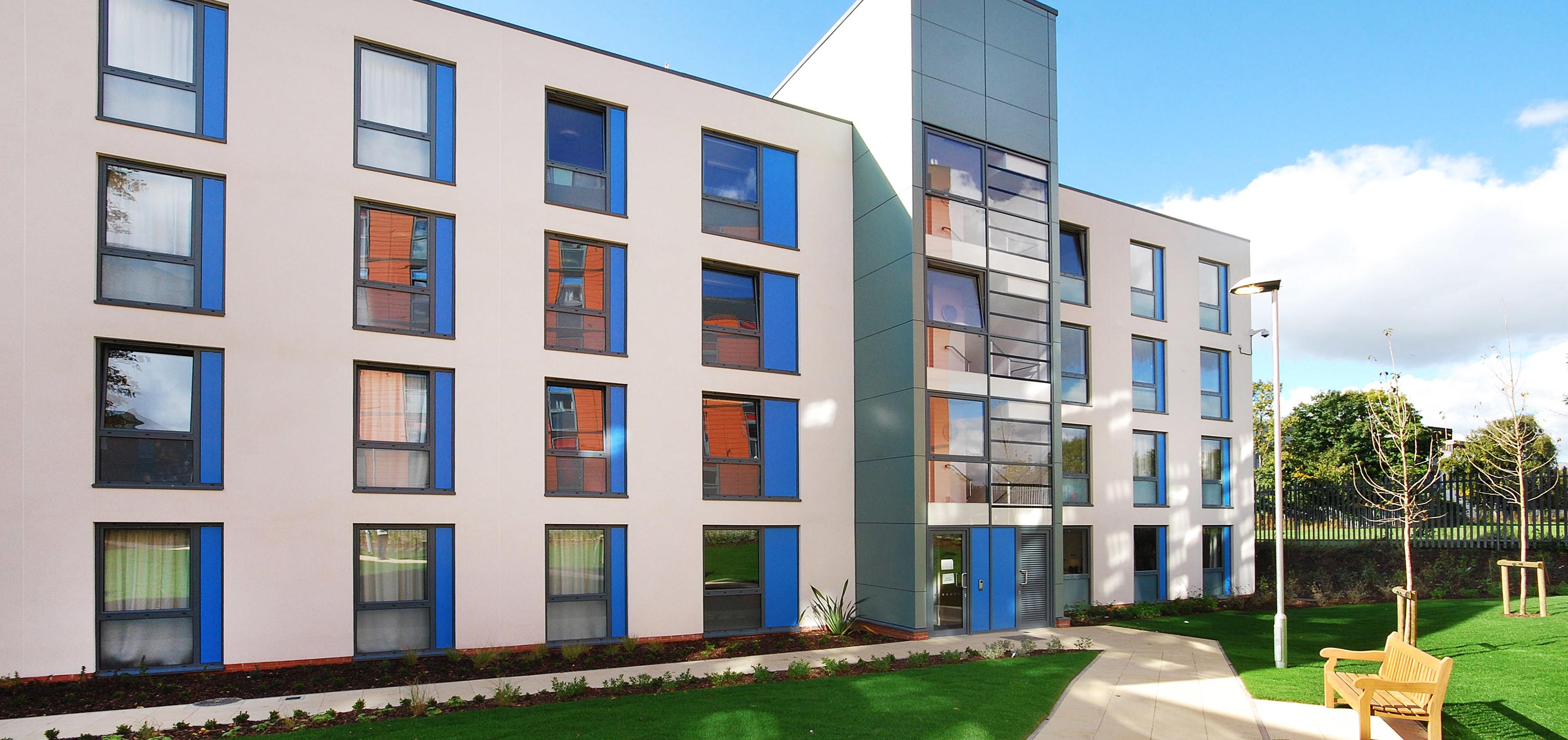 Horton Halls - Hunters - Architects, Building Consultants